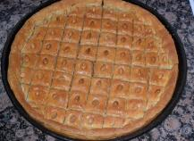 Baklawa traditionnelle ! Sans pâte filo.