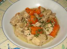 Recette terrine de poulet facile rapide d licieuse 750g - Terrine de legumes facile et rapide ...