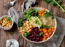 Cuisine Vegetarienne 750g