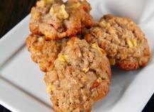 Biscuits à la compote de pomme