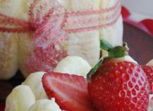Charlottes aux fraises chantilly