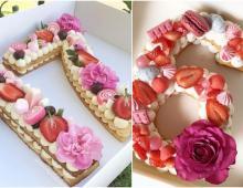 Recette Gâteau Danniversaire En Pas à Pas