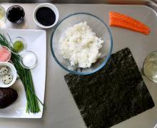 10 lunchbox rapides que vous serez fiers d 39 apporter au boulot 9 photos - Comment faire des sushi ...