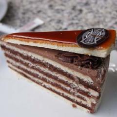 Gâteau Jozsef Dobos