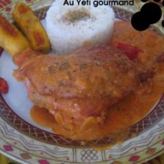 Recette Poulet Fume Sauce Arachide Sa Douceur Africaine 750g