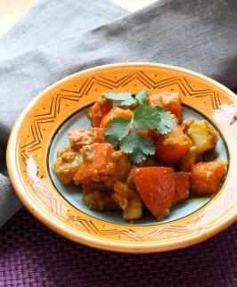 Mijoté de légumes racine au Cuisine Companion