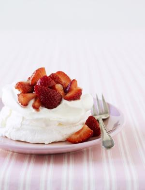 origine gâteau pavlova