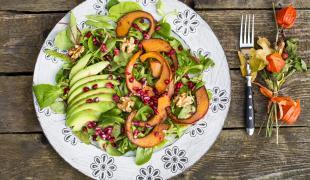 La cuisine végétarienne vue par Clea