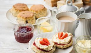 Nos recettes pour un afternoon tea à la maison