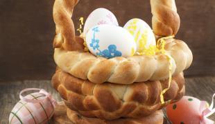 Comment faire un panier de Pâques ?