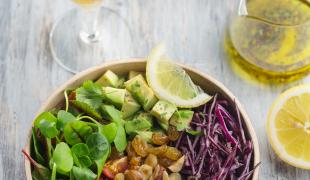 7 veggie bowls pour déjeuners et diners complets