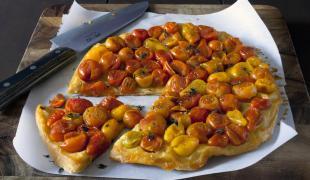 10 recettes à sublimer avec des tomates cerise