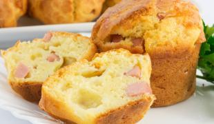 5 muffins salés à emporter en pique-nique