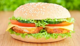 Hamburger au poulet, comment le faire ?