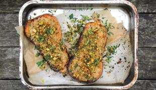 Un jour sans viande : nos meilleures idées de repas veggie aux courges