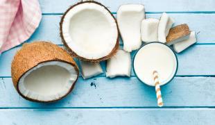 Lait de coco : un régal facile à préparer soi-même