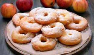 10 beignets aux fruits à tester