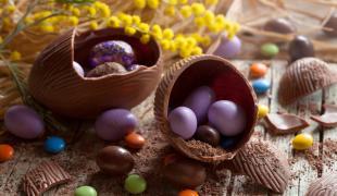 Pourquoi mange t-on du chocolat à Pâques?