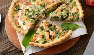 Stop au gâchis post fêtes avec ces 6 façons d'utiliser un reste de saumon fumé