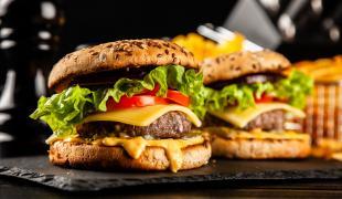 Le burger végétal vraiment saignant en pleine success-story