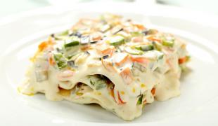 5 recettes de lasagnes aux légumes