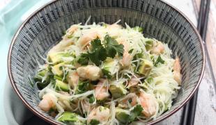 12 idées de recettes à faire avec des vermicelles de riz