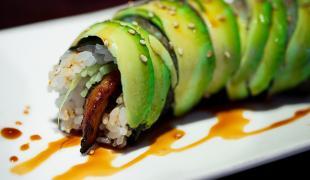 Sushi : 5 végétaux pour changer des algues