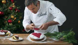 Le Fraternel, le gâteau solidaire à offrir et à partager à Noël