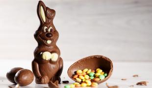 Comment faire un lapin de Pâques en chocolat ?