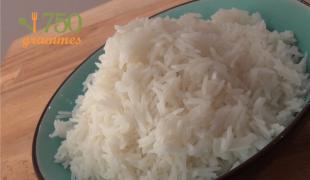Comment cuire le riz basmati