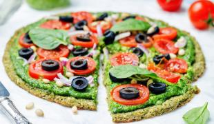 5 idées de recettes de pizza qui changent et SANS GLUTEN