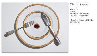 Le dernier repas de 10 condamnés à mort
