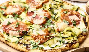 5 pizzas aux légumes à adopter
