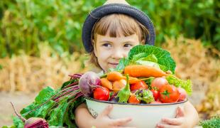 5 fruits et légumes par jour, ça représente quoi dans une journée ?