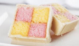 9 gâteaux damiers pour succomber