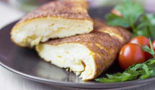 10 idées sympas d'omelette