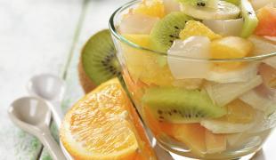 5 salades de fruits pour ensoleiller l'hiver