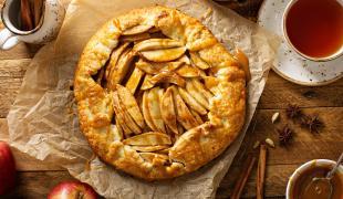 Les secrets pour réussir à tous les coups une tarte aux fruits sans moule