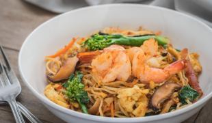 10 recettes parfaites à faire au wok