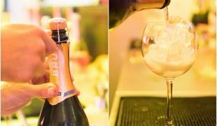 MARTINI® Brut : quel verre choisir, que manger, comment le customiser ?