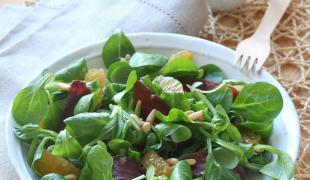 5 salades qui sont de saison en hiver