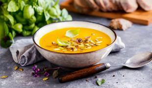 Notre top 5 des recettes de soupe de courge