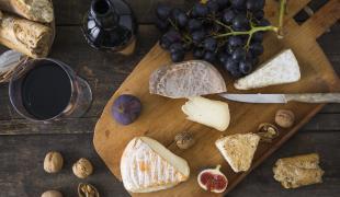 Pour vivre plus longtemps, mangez du fromage !