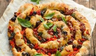 10 formes de pizza originales