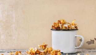 Quatre idées pour pimper le pop-corn