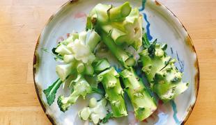 Osez cuisiner le pied de brocoli