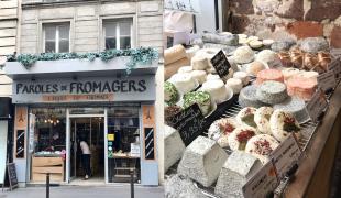 Paroles de Fromagers : une adresse incontournable