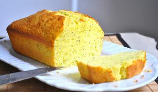 6 cakes au citron trop bons