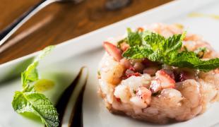 Comment réussir son tartare d'huîtres et de crevettes