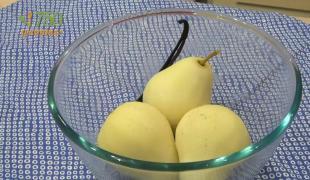Pocher des poires au sirop